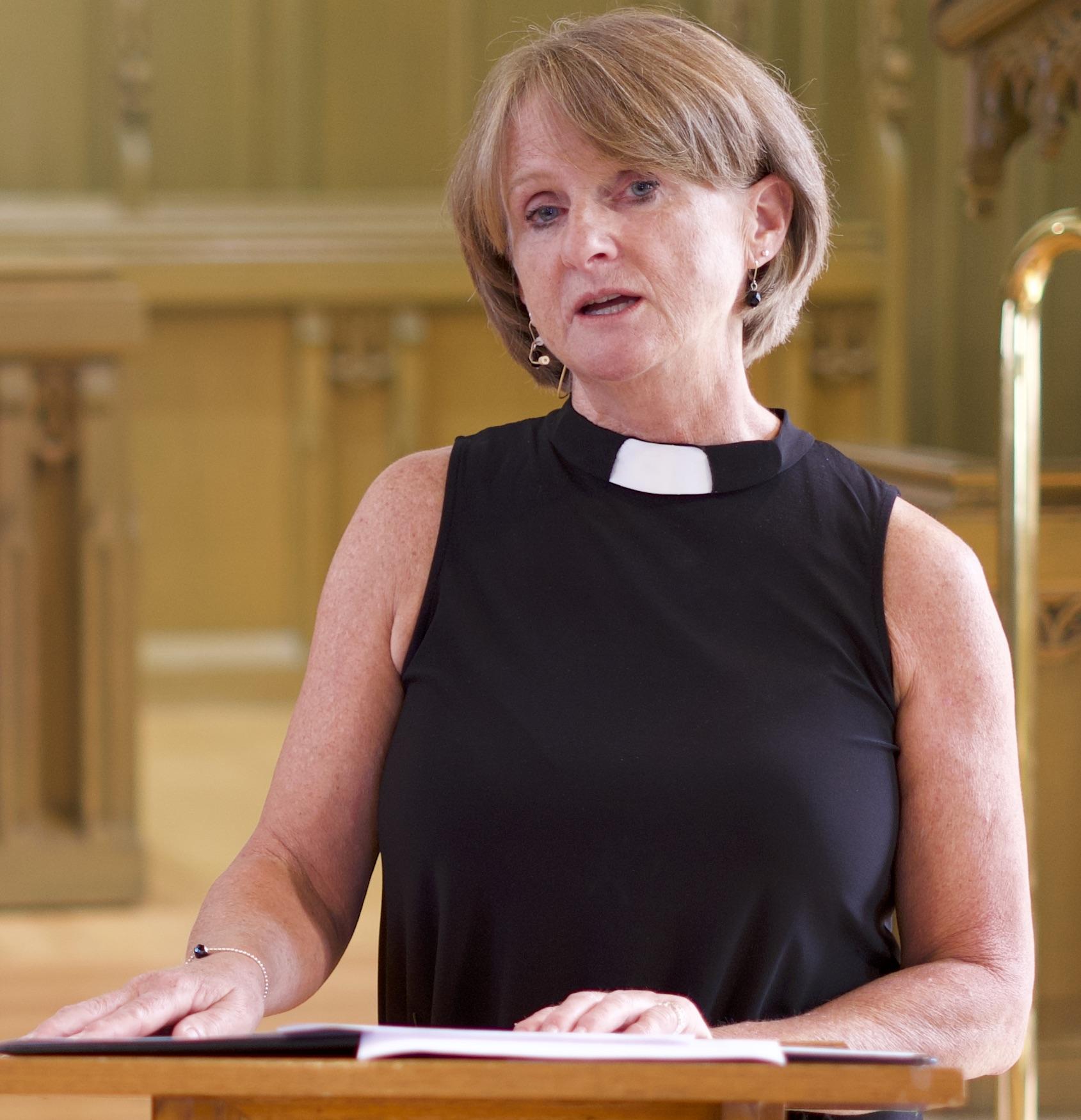 Meet St. John's Minister